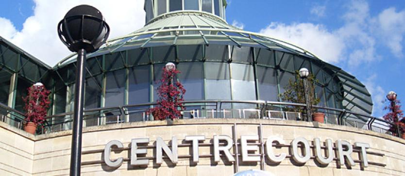 Dynalite Lighting Control installed for Centre Court Shopping Centre