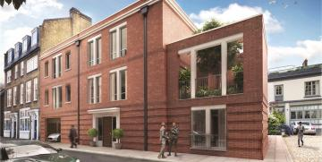 iLight for Logan Place Apartments in Earls Court