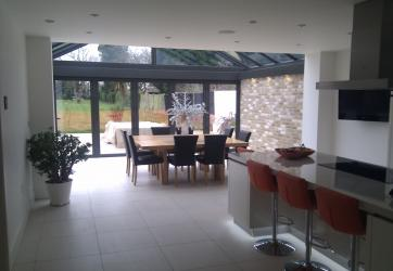 Philips Dynalite system installed to New Essex Home