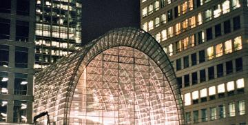 East Wintergarden Canary Wharf Lighting Controls Upgrade