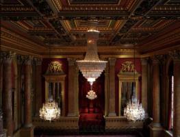 Goldsmith Hall Lighting Control Upgrade to Helvar Dali System