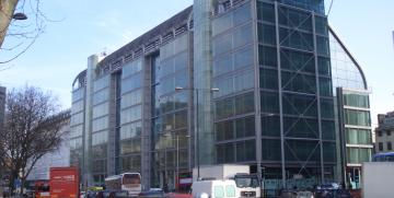 Wellcome Trust ECS Lightmaster 100 Lighting controls reconfigure of new offices