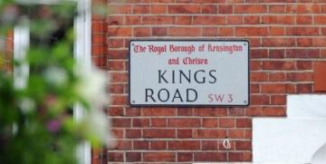 Camlar Dali Lighting system to Kings Road project.